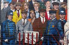 1913 Ipswich Mills labor strike